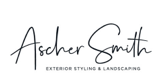 Logo - Ascher Smith: Exterior Styling & Landscaping